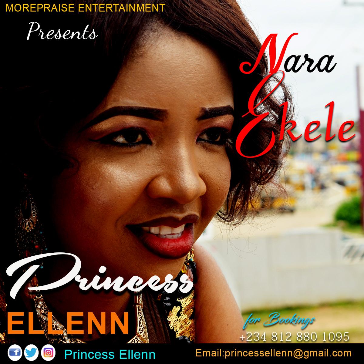 Princess Ellenn - Nara Ekele